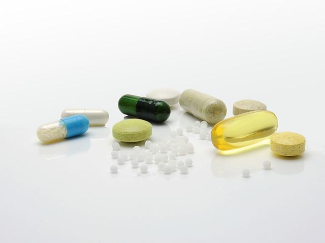 Polyphenole in Nahrungsergänzungsmitteln