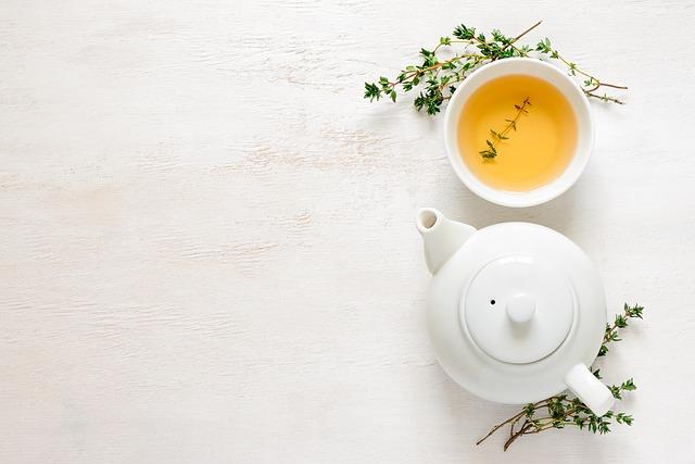 Abnehmen durch grünen Tee