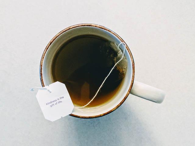 Grüner Tee kann als Beauty-Produkt dienen