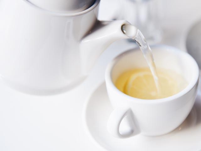 Weißer Tee wird zur Vorbeugung von Migräne eingesetzt