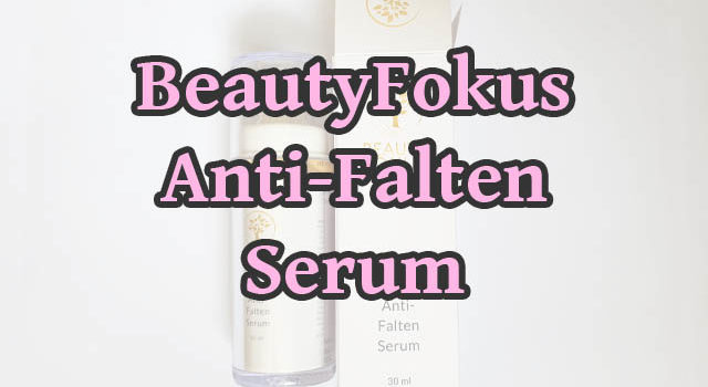 BeautyFokus Anti-Falten Serum