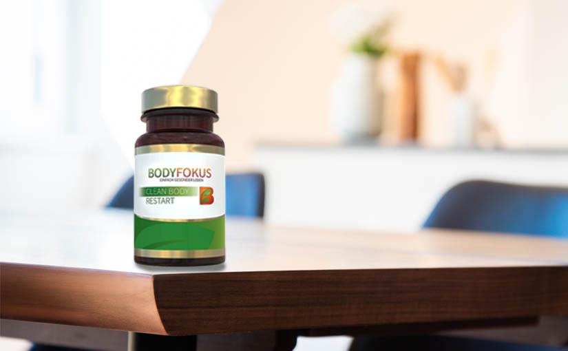 BodyFokus Clean Body Restart